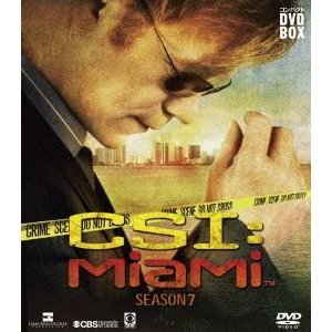 CSI:マイアミ コンパクト DVD-BOX シーズン7 [DVD]|ggking
