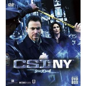 CSI:NY コンパクト DVD-BOX シーズン4 [DVD]|ggking
