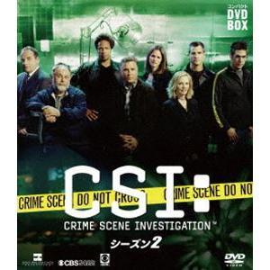CSI:科学捜査班 コンパクト DVD-BOX シーズン2 [DVD] ggking
