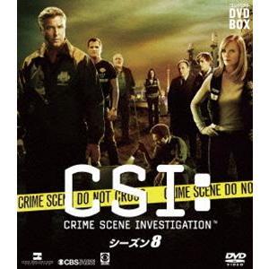 CSI:科学捜査班 コンパクト DVD-BOX シーズン8 [DVD] ggking
