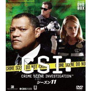 CSI:科学捜査班 コンパクト DVD-BOX シーズン11 [DVD] ggking