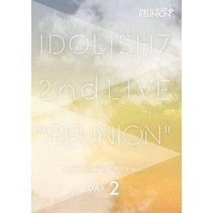 IDOLiSH7/アイドリッシュセブン 2nd LIVE「REUNION」DVD DAY 2 [DVD]|ggking
