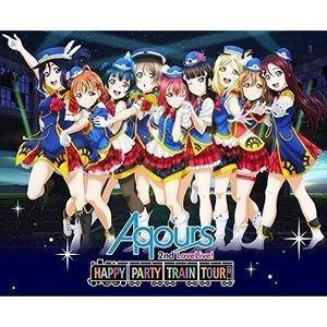 Aqours/ラブライブ!サンシャイン!! Aqours 2nd LoveLive! HAPPY PARTY TRAIN TOUR Blu-ray Memorial BOX(完全生産限定) [Blu-ray]|ggking