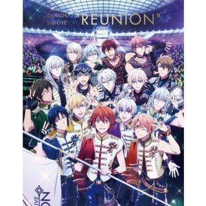IDOLiSH7/アイドリッシュセブン 2nd LIVE「REUNION」Blu-ray BOX -Limited Edition-【完全生産限定】 [Blu-ray]|ggking