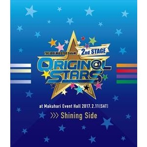 THE IDOLM@STER SideM 2nd STAGE 〜ORIGIN@L STARS〜 Live Blu-ray【Shining Side】 [Blu-ray]|ggking