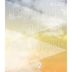 IDOLiSH7/アイドリッシュセブン 2nd LIVE「REUNION」Blu-ray DAY 2 [Blu-ray]|ggking