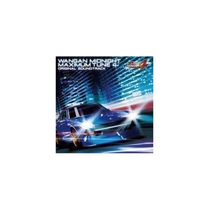 古代祐三(音楽) / アーケードゲーム 湾岸ミッドナイト MAXIMUM TUNE 4 オリジナルサウンドトラック [CD] ggking