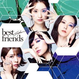 スフィア / best friends(通常盤) [CD]|ggking