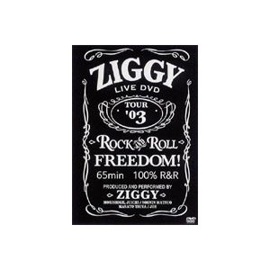 ZIGGY LIVE DVD TOUR '03 ROCK AND ROLL FREEDOM! [DVD]|ggking