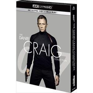 007/ダニエル・クレイグ 4K ULTRA HD BOX<8枚組> [Ultra HD Blu-ray] ggking