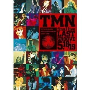 TM NETWORK/TMN final live LAST GROOVE 5.18/5.19 [DVD]|ggking