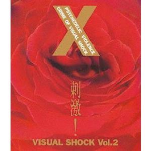 X/刺激! VISUAL SHOCK Vol.2 [Blu-ray]|ggking