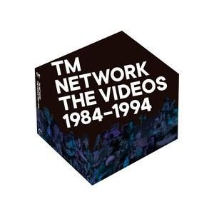 TM NETWORK THE VIDEOS 1984-1994(完全生産限定盤) [Blu-ray]|ggking