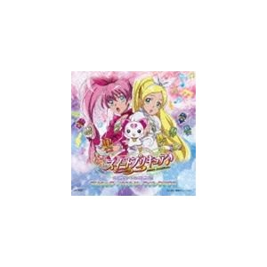 高梨康治(音楽) / スイートプリキュア♪ オリジナル・サウンドトラック1 プリキュア・サウンド・ファンタジア!! [CD]|ggking