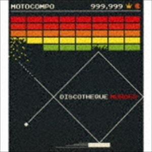 MOTOCOMPO / DISCOTHEQUE MURDER [CD] ggking