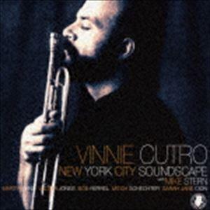 ビニー・カトロ with マイク・スターン(tp/g) / ニューヨーク・シティ・サウンドスケープ [CD] ggking