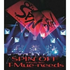 tribute LIVE SPIN OFF T-Mue-needs 宇都宮隆/木根尚登 [Blu-ray]|ggking