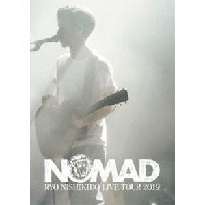"""錦戸亮 LIVE TOUR 2019 """"NOMAD""""(通常盤/DVD+CD) [DVD] ggking"""