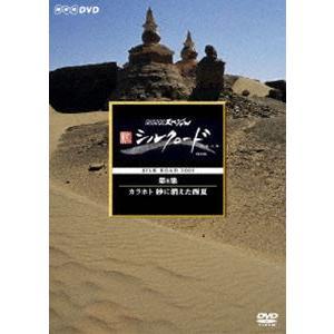 NHKスペシャル 新シルクロード特別版 第8集 カラホト 砂に消えた西夏 [DVD]|ggking