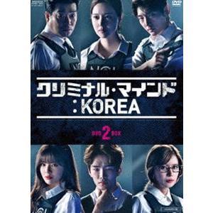 クリミナル・マインド:KOREA DVD-BOX2 [DVD]|ggking