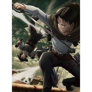 TVアニメ「進撃の巨人」Season3 Vol.1(初回限定版DVD) [DVD]|ggking
