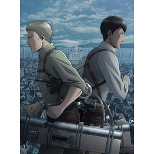 TVアニメ「進撃の巨人」Season3 Vol.5 [DVD]|ggking