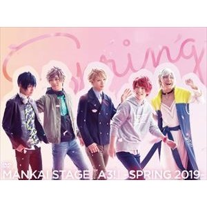 MANKAI STAGE『A3!』〜SPRING 2019〜【DVD】 [DVD]|ggking