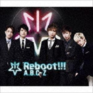 A.B.C-Z/Reboot!!!(初回限定5周年Best盤...