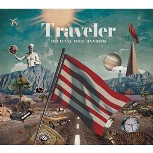Official髭男dism / Traveler(通常盤) [CD]|ggking