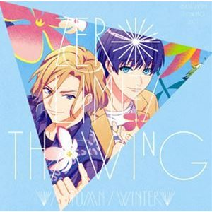 秋組/冬組 / TVアニメ『A3!』SEASON AUTUMN&WINTERエンディングテーマ::ZERO LIMIT/Thawing [CD]|ggking