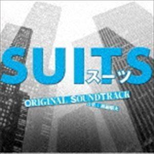 眞鍋昭大 / フジテレビ系ドラマ SUITS/スーツ オリジナルサウンドトラック [CD] ggking