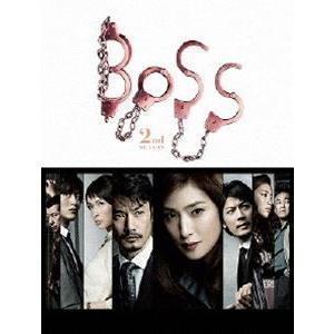 BOSS 2nd SEASON Blu-ray BOX [Blu-ray]|ggking