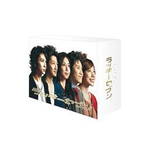 ラッキーセブン Blu-ray BOX [Blu-ray]|ggking