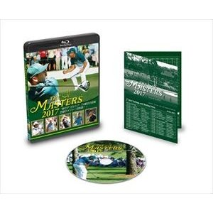 THE MASTERS 2017 [Blu-ray]