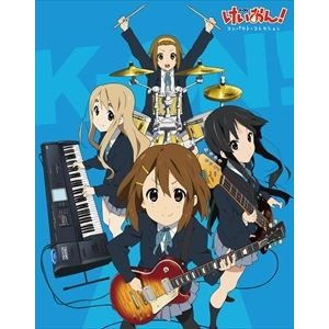 けいおん! コンパクト・コレクション Blu-ray [Blu-ray]|ggking