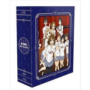 けいおん!! Blu-ray Box【初回限定生産】(Blu-ray)