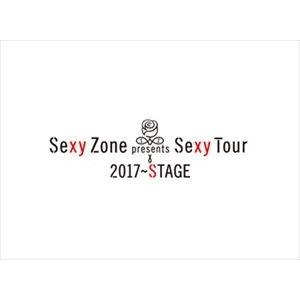Sexy Zone Presents Sexy Tour 〜 STAGE(Blu-ray初回限定盤) [Blu-ray]|ggking
