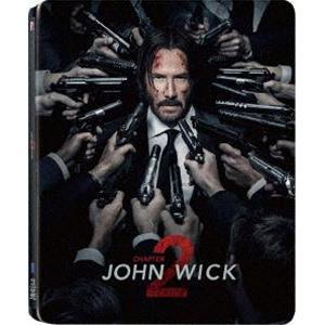 ジョン・ウィック:チャプター2 コレクターズ・エディション【数量限定スチールブック仕様・日本オリジナルデザイン】(数量限定) [Blu-ray]|ggking
