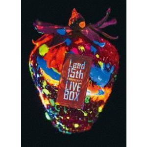 Lead 15th Anniversary LIVE BOX(Blu-ray) [Blu-ray]|ggking