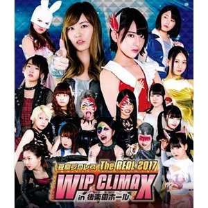 AKB48/豆腐プロレス The REAL 2017 WIP CLIMAX in 8.29 後楽園ホール [Blu-ray]|ggking