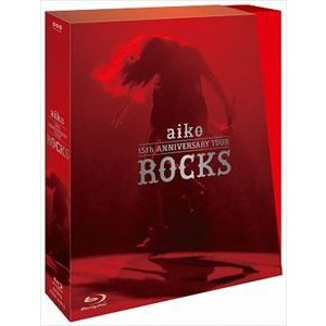 aiko 15th Anniversary Tour「ROCKS」 [Blu-ray]|ggking