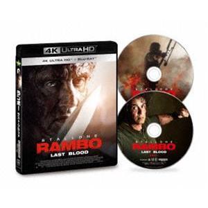 ランボー ラスト・ブラッド 4K ULTRA HD+Blu-ray<2枚組> [Ultra HD Blu-ray]|ggking