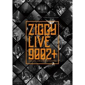 ZIGGY LIVE 9002 + [DVD]|ggking