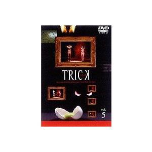 トリック TRICK 5 (最終巻) [DVD]|ggking