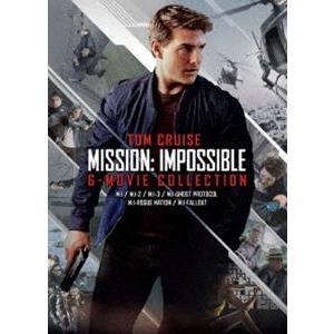ミッション:インポッシブル 6ムービーDVDコレクション<初回限定生産>ボーナスDVD付き [DVD]|ggking