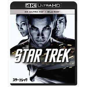 スター・トレック[4K ULTRA HD+Blu-rayセット](4K ULTRA HD Blu-ray) [Ultra HD Blu-ray]|ggking