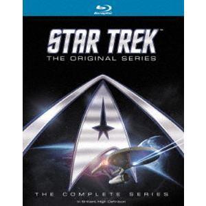スター・トレック:宇宙大作戦 Blu-rayコンプリートBOX(ロッデンベリー・アーカイブス付) [Blu-ray]|ggking