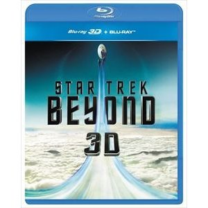 スター・トレック BEYOND 3Dブルーレイ+ブルーレイセット [Blu-ray]|ggking