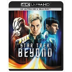 スター・トレック BEYOND<4K ULTRA HD+Blu-rayセット> [Blu-ray]|ggking