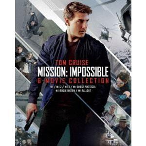 ミッション:インポッシブル 6ムービー・ブルーレイ・コレクション<初回限定生産>ボーナスブルーレイ付き [Blu-ray]|ggking